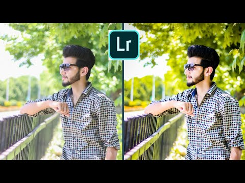 Lightroom tutorial || photoshop editing tutorial || latest editing || by Tricky boy Bikaner