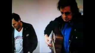 Johnny Cash visit dying man