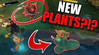 NEW PLANTS IN JUNGLE?!? | Riot's Biggest Mistake? - League of Legends