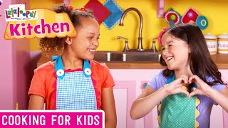 Lalaloopsy - No-Bake Peanut Butter Hearts | Lalaloopsy Kitchen Compilation | Cartoons for Children