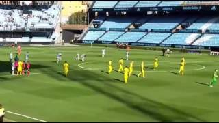 Video Gol Pertandingan Celta Vigo vs Udinese