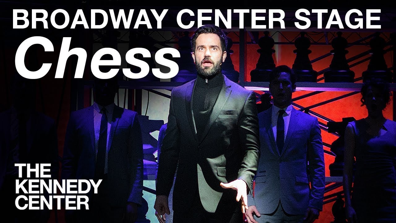 Proshot clips from CHESS at the Kennedy Center : Broadway