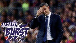 Sports Burst - Valverde out & Quique in 🤯