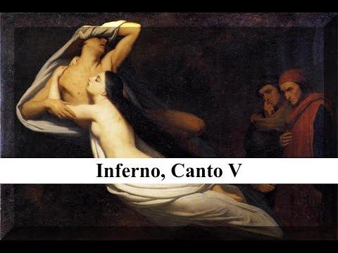 La Divina Commedia in 2 minuti - Inferno, Canto V (Paolo e Francesca)