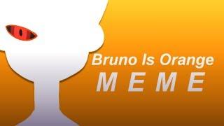 Bruno Ist Orange Animation Mem [VIRUS-X AU] ((meine AU -))