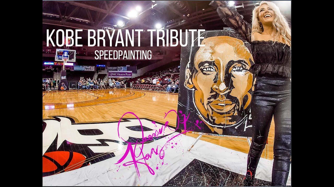Kobe Bryant Tribute Halftime Performance by Jessica Haas