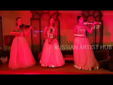 Russian Band, Russian Artist in Nagpur,Ahmedabad, Delhi, Mumbai