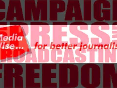 Mike Jempson: 39 yr long journey Campaign for Press and Broadcasting Freedom closing November 2018