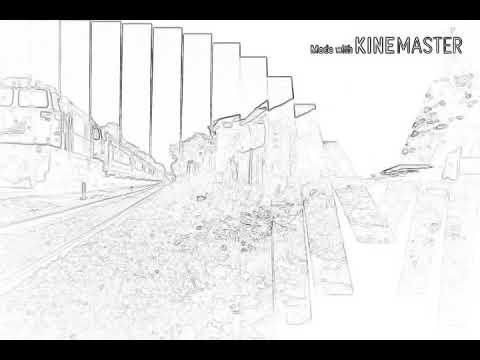 Kereta api vs lagu via vallen