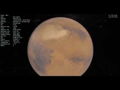Getting Lost in Space Engine #35 Mars water and Panspermia