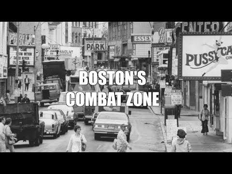 The Boston History Project : Boston's Combat Zone