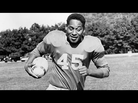 #79: Emlen Tunnell | The Top 100: NFL's Greatest Players (2010) | NFL Films