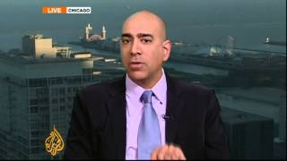 Interview: Ali Abunimah on the situation in Gaza
