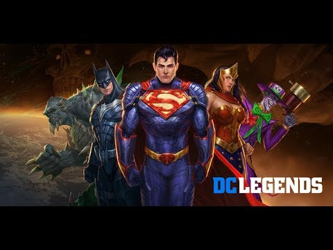 DC Legends Preview — English