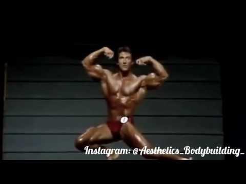 💥 The art of posing- Frank Zane 💥