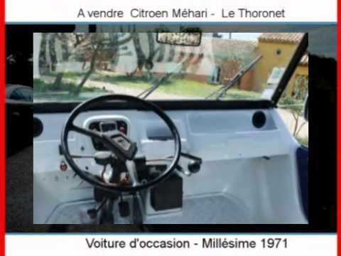 achat vente une citroen m hari le thoronet youtube. Black Bedroom Furniture Sets. Home Design Ideas