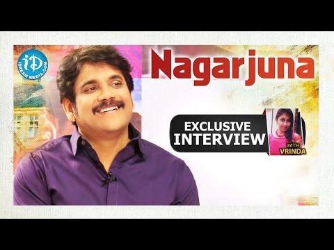 Akkineni Nagarjuna Exclusive Interview || Talking Movies With iDream # 134