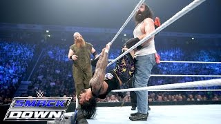 The Usos vs. Luke Harper & Erick Rowan: SmackDown, November 12, 2015