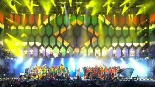 Shakira - Waka Waka (This Time For Africa)(2010 FIFA World Cup™ Kic...