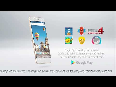 Thumbnail: General Mobile GM 5 Plus Android One TV Reklamı