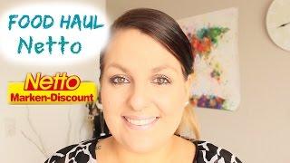 XL FOOD & HAUSHALT HAUL   NETTO   Tipps & Empfehlungen   Mai 2016   Linda