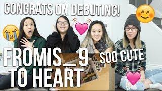 MV REACTION | fromis_9 (프로미스나인) - To Heart MV - Stafaband