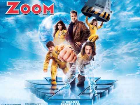 Soundtrack zoom movie