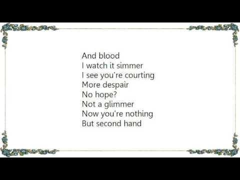 Bryan Ferry - Casanova Lyrics