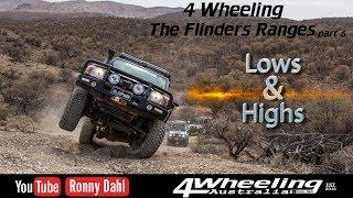 4 Wheeling The Flinders Ranges, part 6 of 6