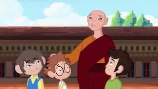 Kid Krrish- Movie - Mission Bhutan Part 2/3
