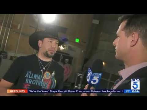 Jason Aldean talks about going back to Vegas