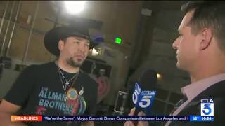 Jason Aldean talks about going back to Vegas