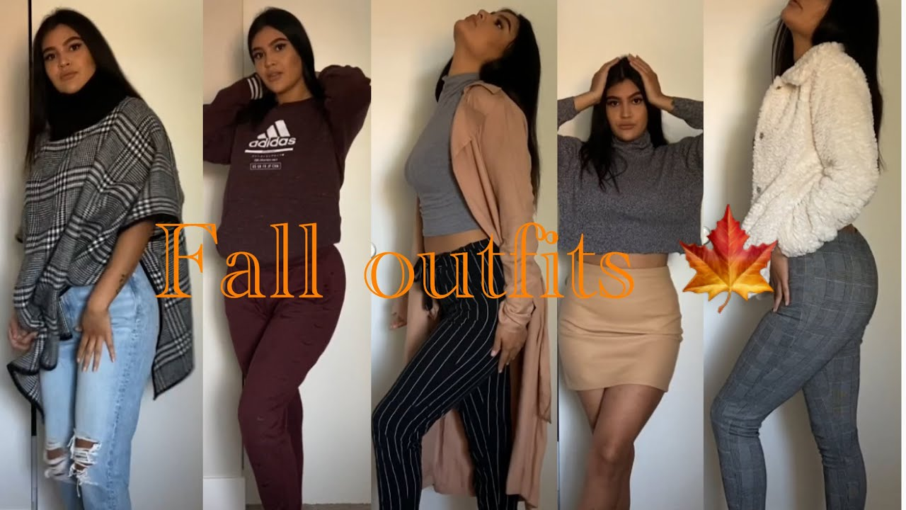 [VIDEO] - Fall outfits | ideas 2019 2
