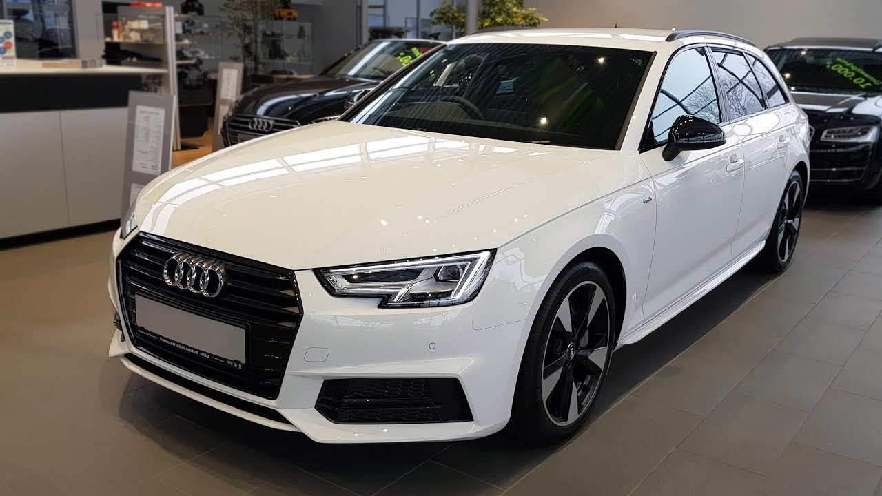 2018 Audi A4 Avant 20 Tdi S Line Audiview Youtube