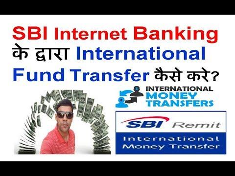 International Money Transfer Sbi | International Fund Transfer Sbi Online | Onlinesbi