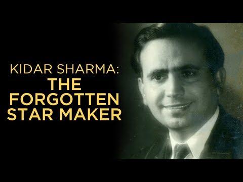 Kidar Sharma : The Man who Gave Raj Kapoor His Break | Tabassum Talkies