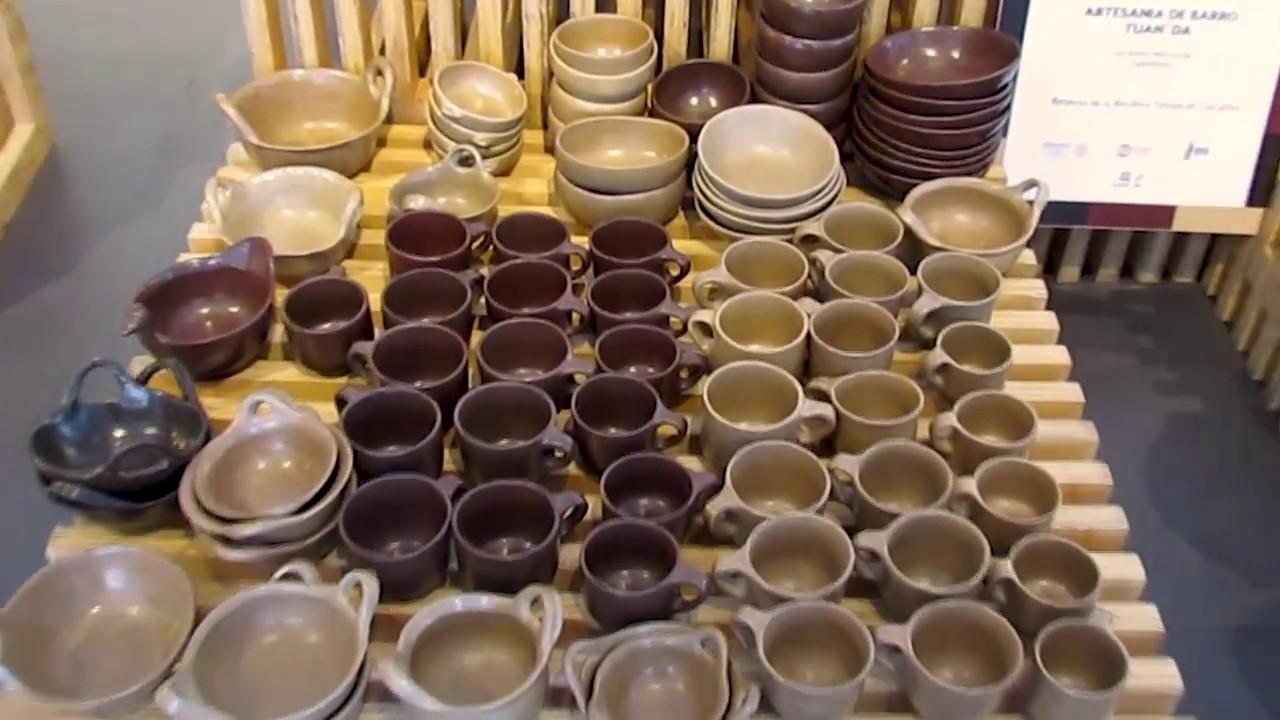 Artesanías De Barro De Tehuacán Cuicatlán A Tus Manos