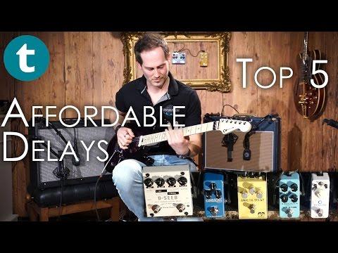 Top 5 | Affordable Delays | Demo