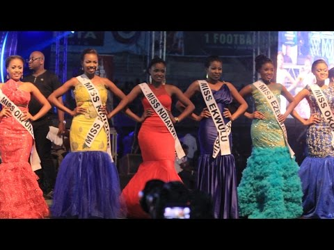 THE MOST BEAUTIFUL GIRL IN NNEWI (MBGN).BEAUTY PAGEANT.... WHY NO WINNER EMERGED. (D full video)