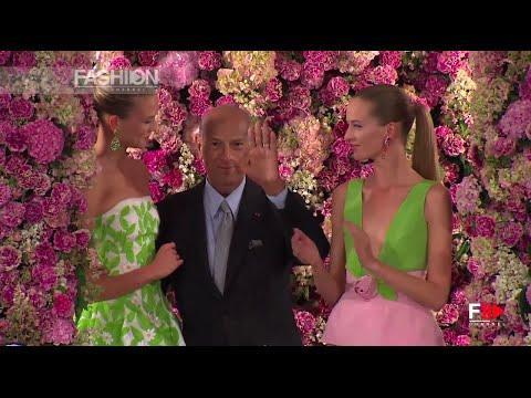"""""""OSCAR DE LA RENTA"""" Full Show Spring Summer 2015 New York by Fashion Channel"""