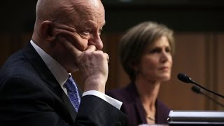 Clapper: Comey was 'uneasy' about Trump dinner