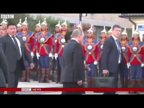 BBC News   Nato summit  Russia criticised over Ukraine crisis