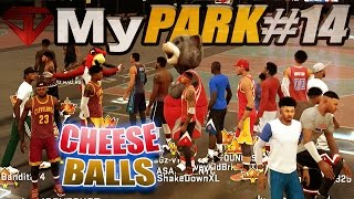 Nba 2k15 Mypark - Is Everyone A Cheese Ball?