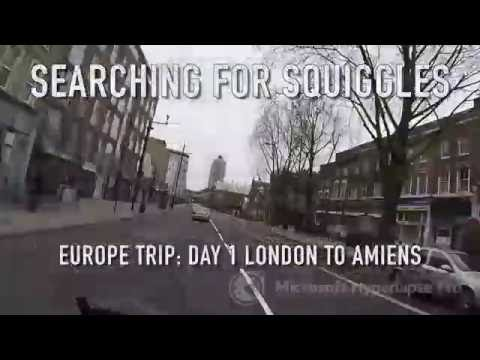 Europe Trip Day 1: London to Amiens Ep01