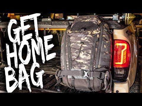 Get Home Bag Breakdown, Truck Gun - Vanquest IBEX 35 + Announcements!