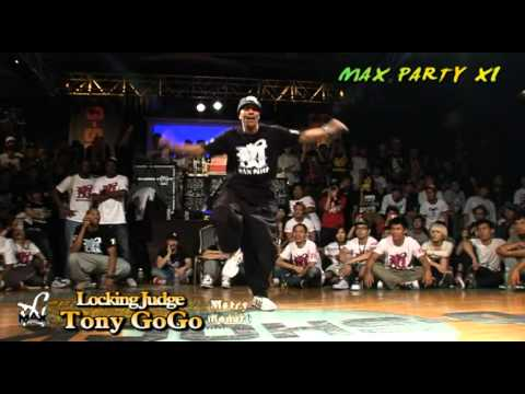 MAX PARTY XI - Judges Solo (Tony Mcgregor,Tony gogo,Henry Link,Popin Pete)