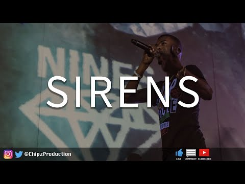 """Sirens"" – Nines x Young Adz Type Beat 2020 
