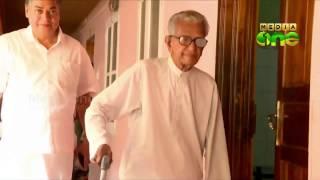 V. Kalyanam, Gandhi's secretary celebrate birthday with independence day