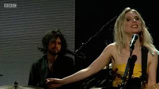 Wolf Alice | Giant Peach live at BBC Radio 1's Big Weekend 2021 (720p)