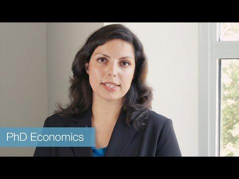 Graduate programs: PhD Economics